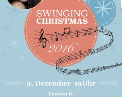 9.12.2016 Swinging Christmas