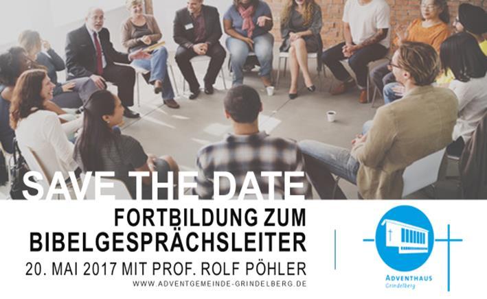 Fortbildung zum/zur Bibelgesprächsleiter/in