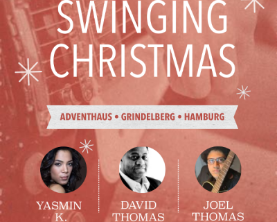 So. 03.12.2017 um 17 Uhr – Swinging Christmas