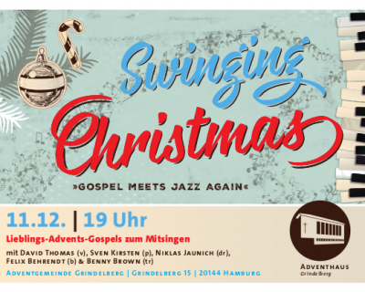 Swinging Christmas 2015