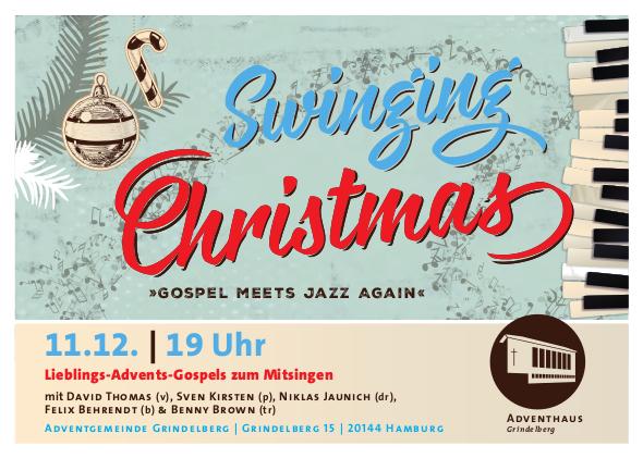 Swinging Christmas 2015