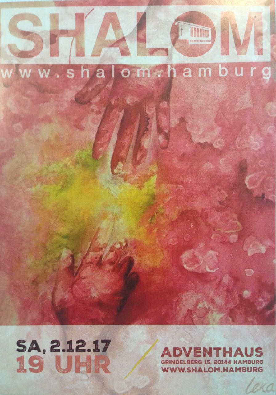 02.12.2017 SHALOM Worship-Gottesdienst
