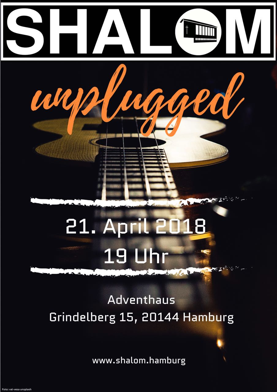 Neu: SHALOM unplugged