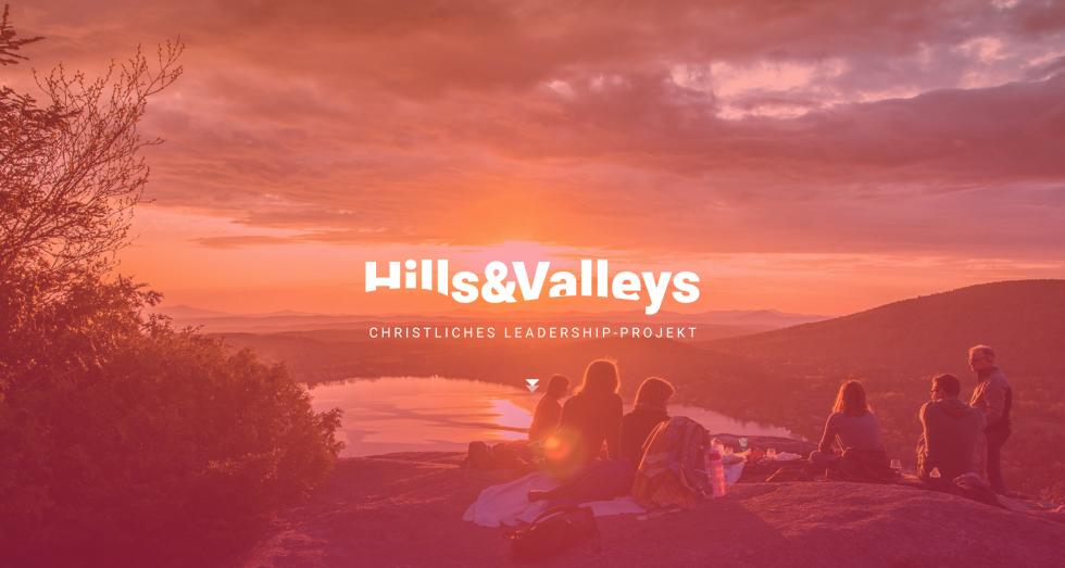 Hills & Valleys, das christliche Leadership-Training startet 2020