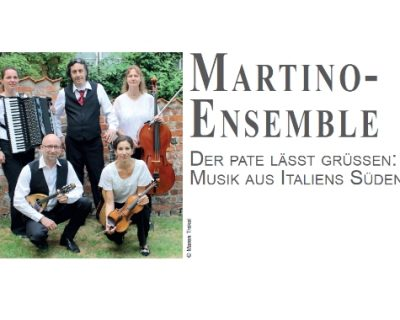 27.10. | GrindelLive: Martino-Ensemble