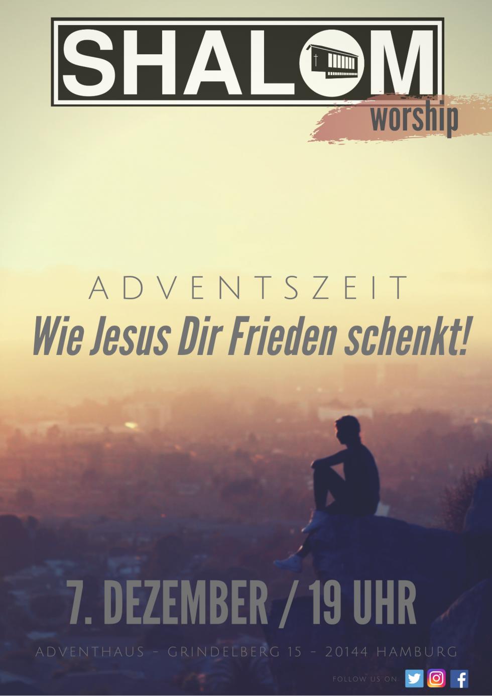 07.12. | SHALOMworship Gottesdienst