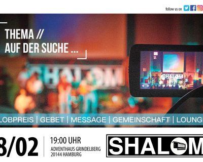 8.02.2020 SHALOMworship