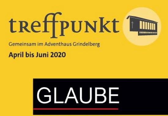 Gemeindebroschüre: Treffpunkt
