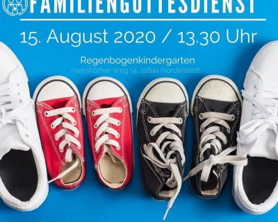 Familiengottesdienst am 15.08.2020