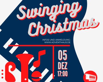 Swinging Christmas | 05.12. – 17h00