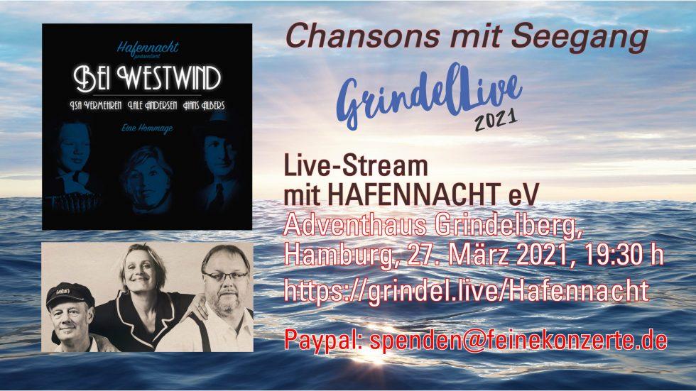 GrindelLive 27.03.21 mit HAFENNACHT eV