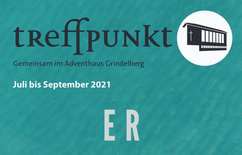 Gemeindebroschüre Treffpunkt Juli-September
