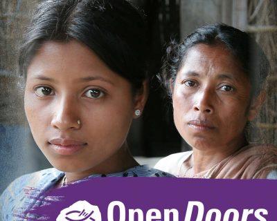 'Open Doors' zu Gast am Grindel