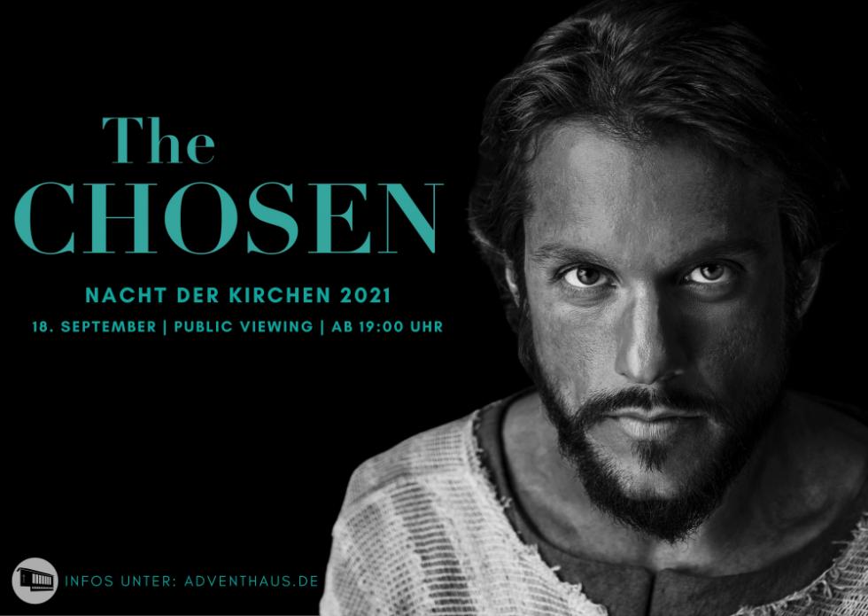 Nacht der Kirchen // The Chosen – Public Viewing